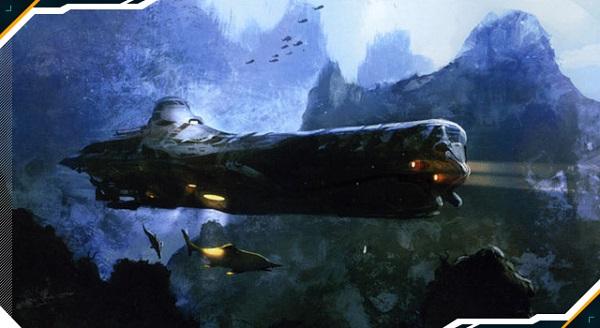 Aquanox d6_ship