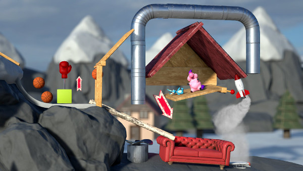 Crazy Machines 3_E3 2016_Clumsycorn