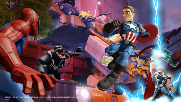 DisneyInfinity3.0_MarvelBattlegrounds_Captain America_2