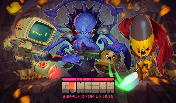 Enter-the-Gungeon_Supply-Drop-Key-Art