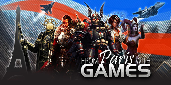 FromParisWithGames