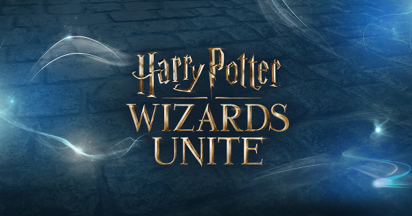 HP Wizards Unite