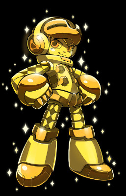MightyNo.9_Gold-Status