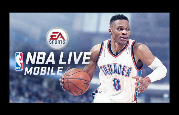 NBA Live Mobile_SplashUpdate