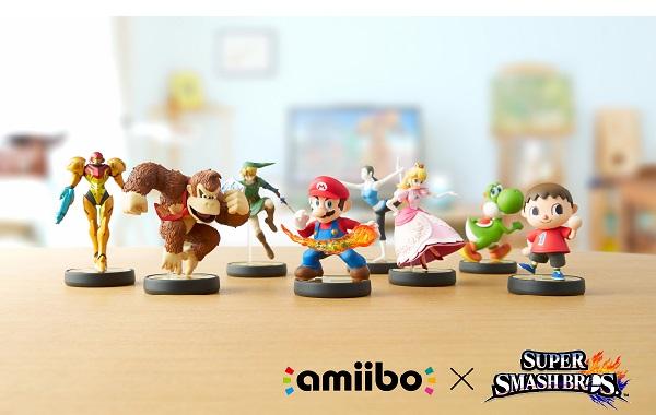 Nintendo amiibo-Figuren