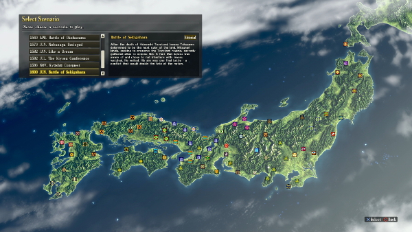 Nobunaga'sAmbition_02_-_Select_Scenario