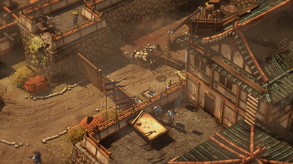 Shadow Tactics_first_castle