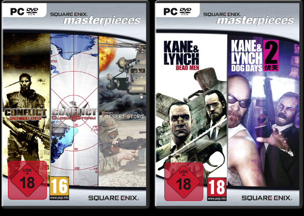 SquareEnixMasterpieces_Kane&LynchConflict