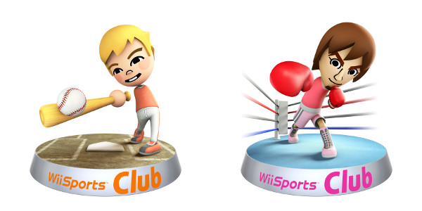 Wii Sports Club Boxen Baseball