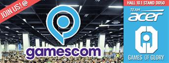 gamescomTeamAcer